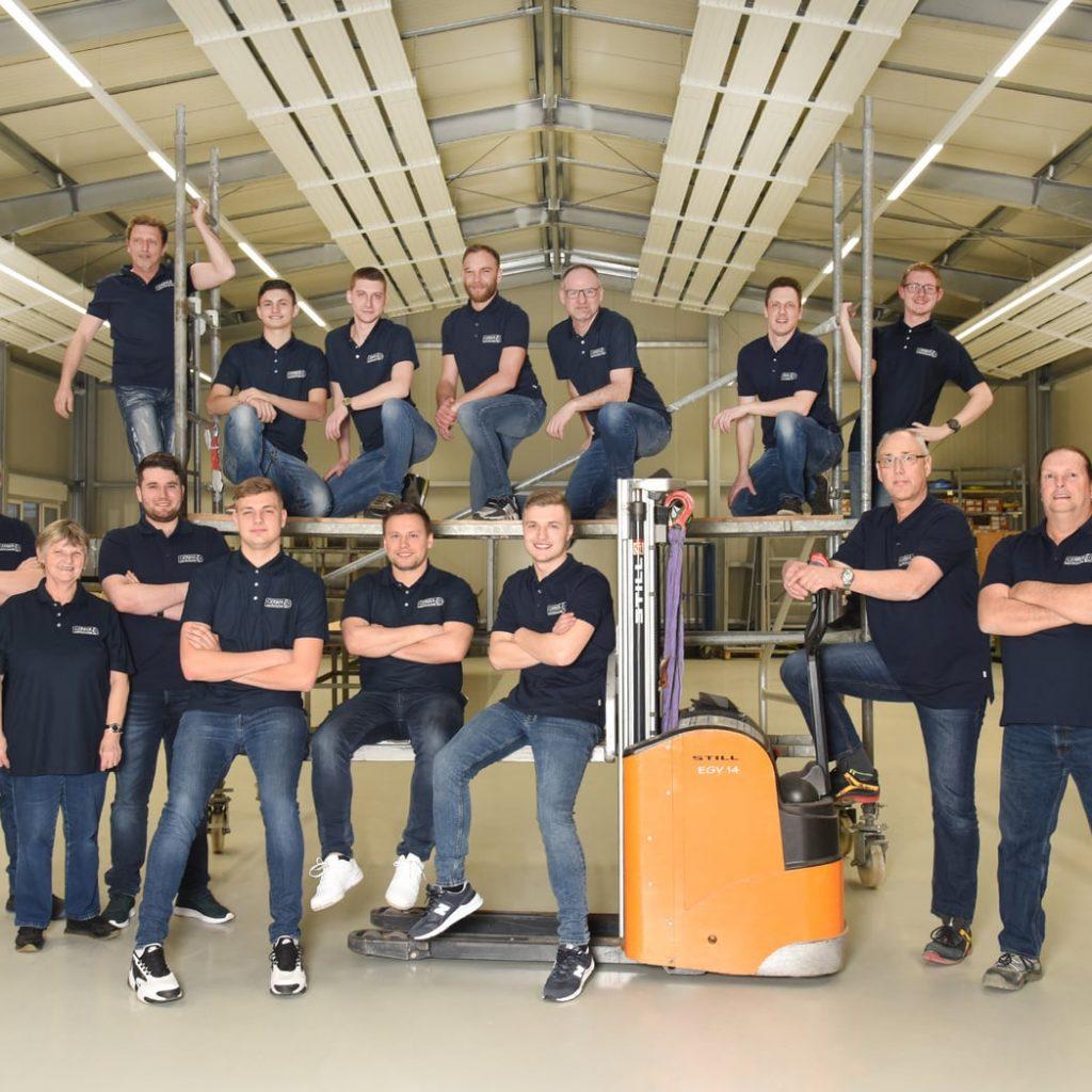 Teamfoto2_Gerber-Elektrotechnik